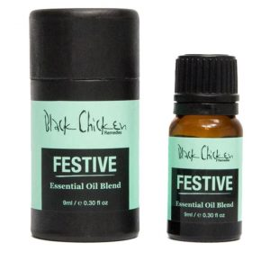Black Chicken Remedies Festive Essential Oil Blend 9ml