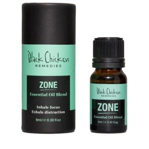 Black Chicken Remedies Zone Essential Oil Blend 9ml