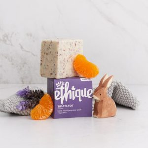 Ethique - Kids Solid Shampoo and Bodywash - Tip-to-Tot (110g)