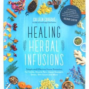 Healing Herbal Infusions (Paperback)