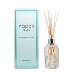 Ibiza Fragrance Reed Diffuser Fresh Watermelon & Cucumber 200ml