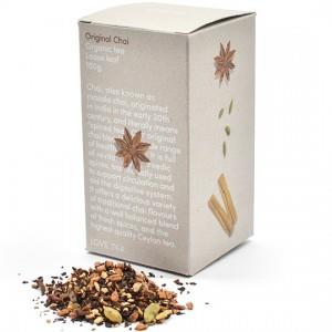 Love Tea Organic Loose Leaf Tea 100g - Original Chai