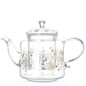 Petal Forest Star Glass Teapot - T2 APAC Petal Forest Star Glass Teapot - T2 APAC