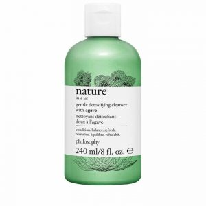 Philosophy Nature in a Jar - Gentle Detoxifying Cleanser with Agave 240ml