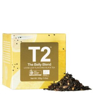 The Belly Blend 100g Feature Cube - T2 APAC The Belly Blend 100g Feature Cube - T2 APAC